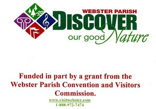 Webster parish logo