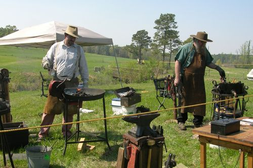 Red River Blacksmith